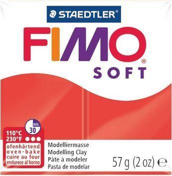Fimo Soft indischrot