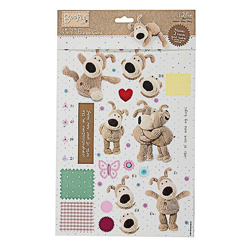 Doc Crafts Boofle Kartenset Boffle