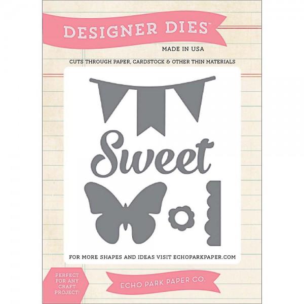 Echo Park Designer Dies Sweet-Butterfly-Bunner