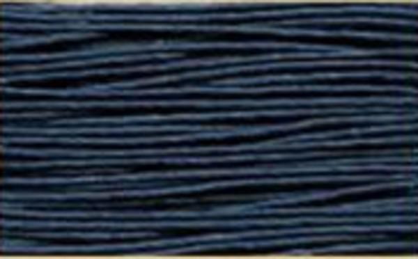 Leinengarn gewachst blau