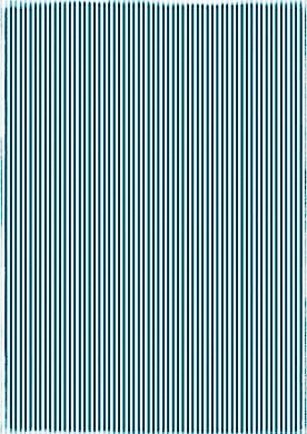Reprint Hobby Basic Collection Turquoise Stripes