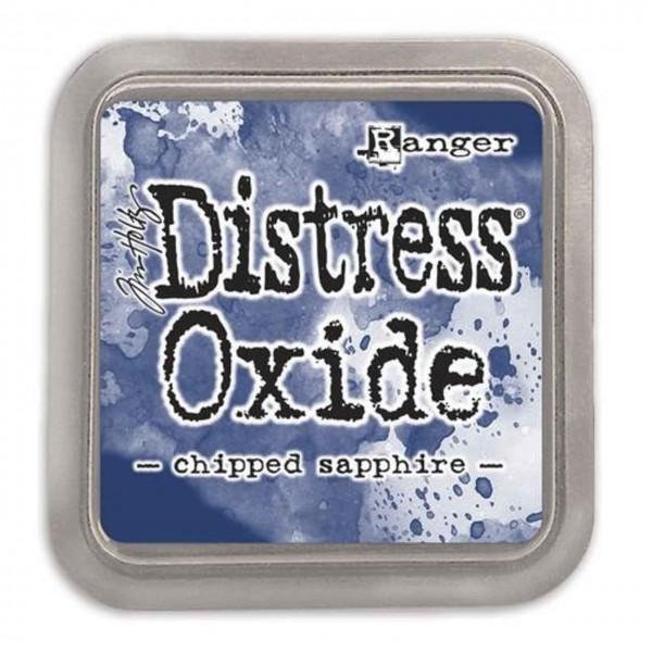 Ranger Distress Oxide chipped sapphire