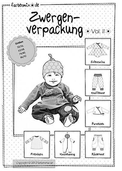 farbenmix Zwergenverpackung Vol- 2