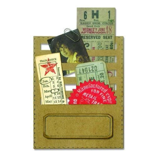 Tim Holtz Thinlits Stitched Slots