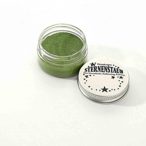 Sternenstaub Embossing-Pulver Olivgrün
