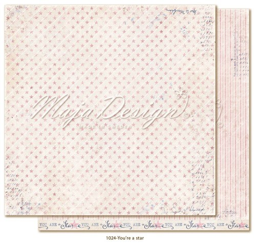 Maja Design Denim & Girls - You´re a Star