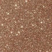 Efco Glitterkarton kupfer