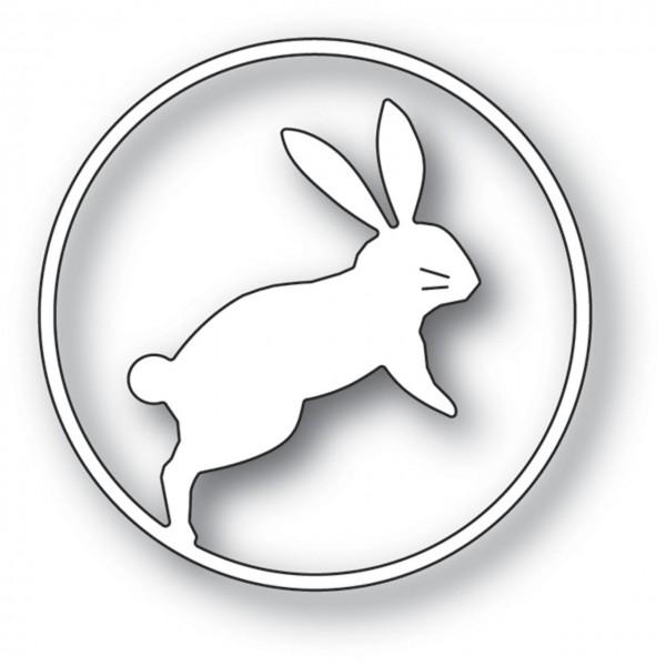 Memory Box Stanzdie Jumping Bunny Circle