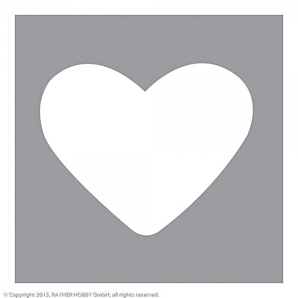 Rayher Motivstanzer Herz