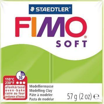 Fimo Soft apfel