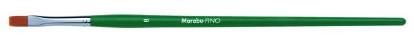 Marabu-Fino Pinsel, flach Gr. 8