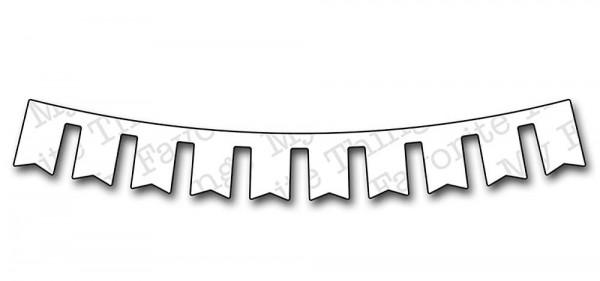 Die namics Steel Dies Party Banner