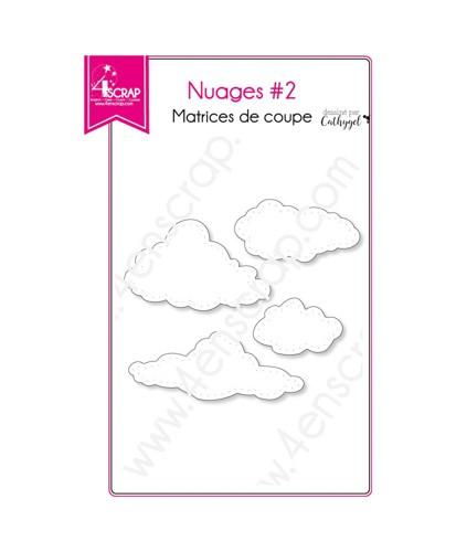 4en Scrap Stanzdie Clouds 2