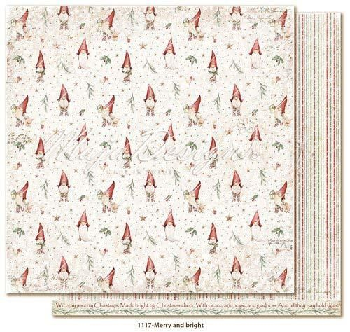 Maja Design Traditional Christmas - Merry and bright
