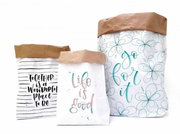 Papicolor DIY Paperbags interior