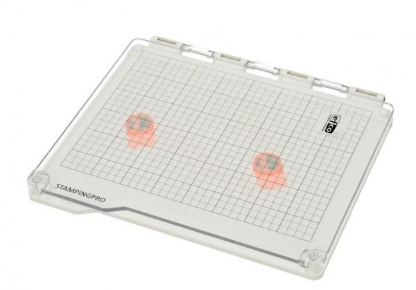 Stempelwerkzeug für Clearstempel und Clings