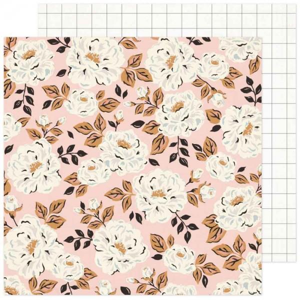Crate Paper fresh bouquet - Flore