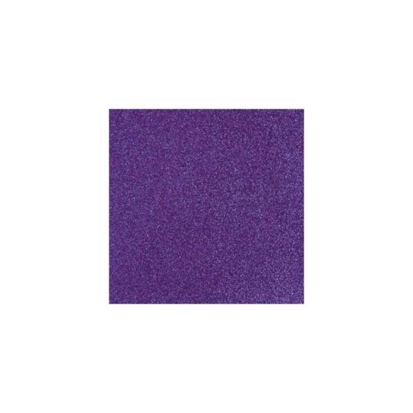 Rayher Glitzerpapier lila
