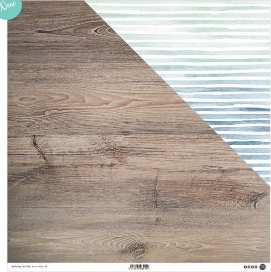 Moda Scrap - Wooden Colors 03