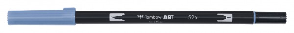 Tombow Dual Brush Pen - True Blue - Wahres Blau