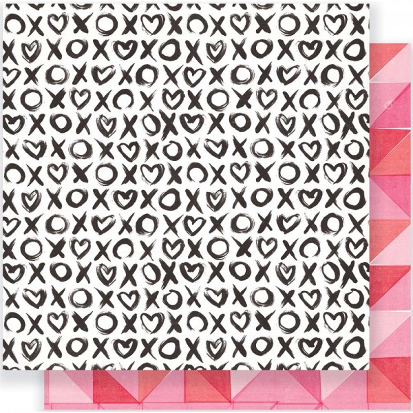 Crate Paper Heart Day hugs & kisses
