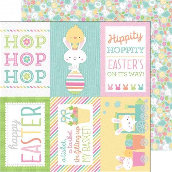 Doodlebug Design Easter Express bunny & friends