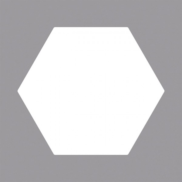 Rayher Motivstanzer Hexagon 1,5 inch