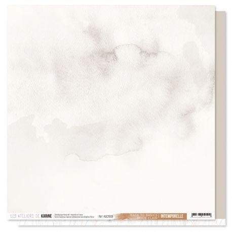 Kirelcraft - Back to Basics Beige Clair - Ateliers de Karine
