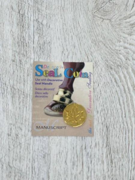 Siegel Coin Blatt