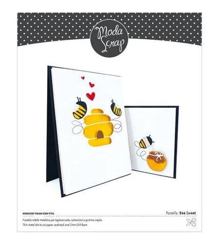 Moda Scrap Fustella Stanzdie - Bee Sweet