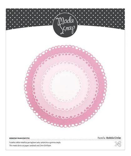 Moda Scrap Fustella Stanzdie - BUBBLE CIRCLES