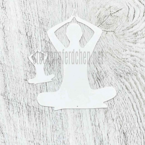 Steckenpferdchenstanze Joga-Set