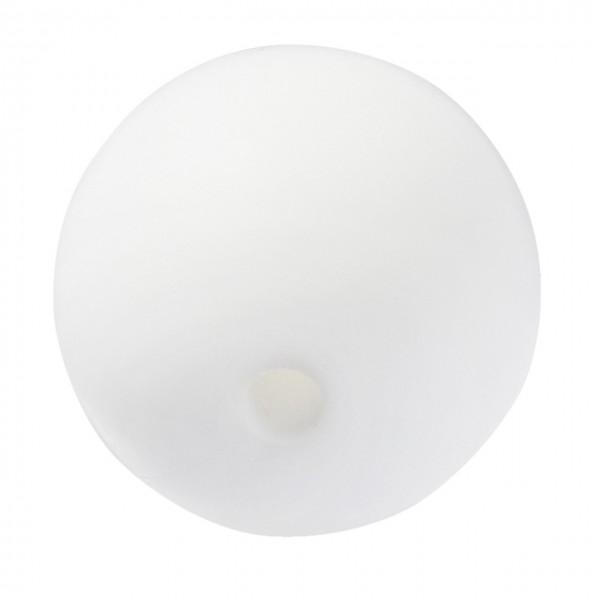 Schnulli-Silikon Perle weiß