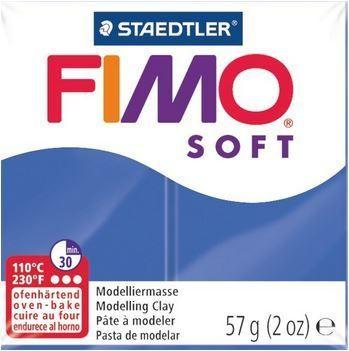 Fimo Soft brilliantblau