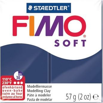 Fimo Soft windsorblau