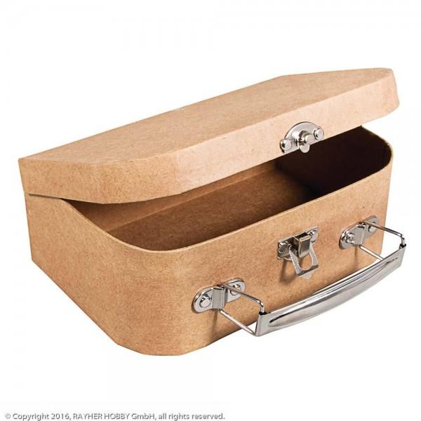 Rayher Pappmache koffer klein