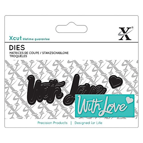 Xcut Stanzschablone with Love