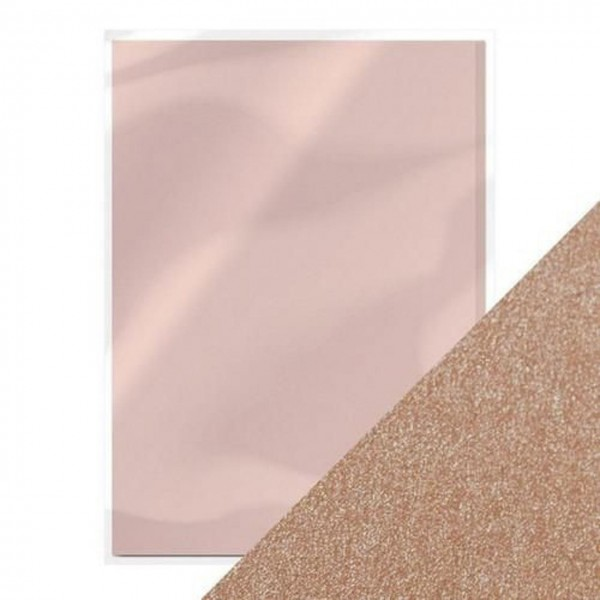 Craft Perfect Perlmuttkarton blushing pink