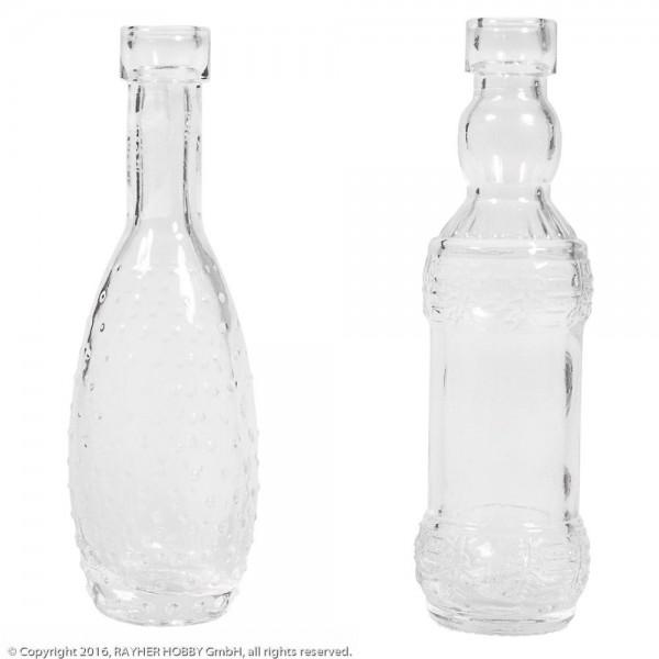 Set Mini-Vasen sortiert