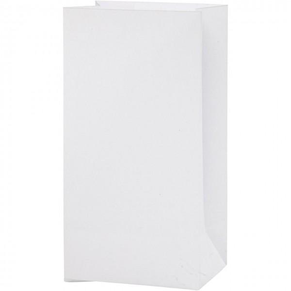 Paper bags weiß