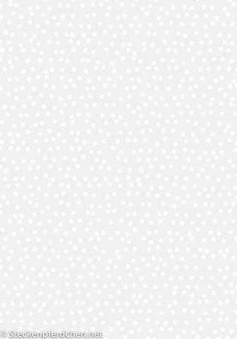 Heyda Transparentpapier weiße Punkte