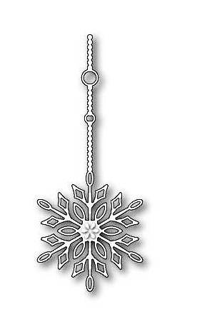 Memory Box Die Telluride snowflake