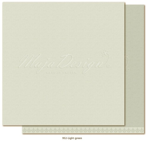 Maja Design Monochromes - Shades of Winterdays - Light Green