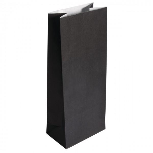 Rayher Papier-Blockbodenbeutel schwarz