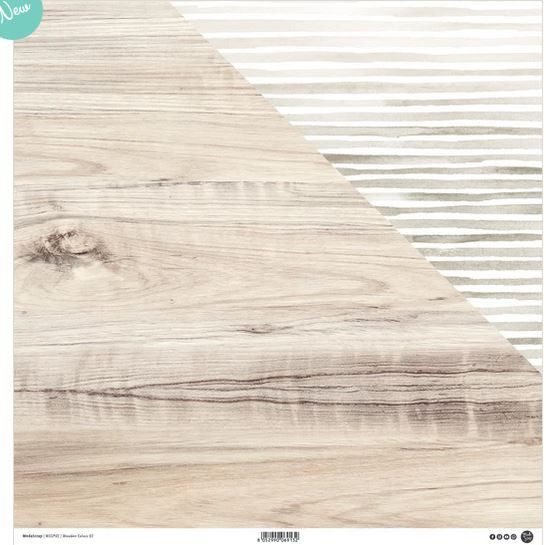 Moda Scrap - Wooden Colors 02