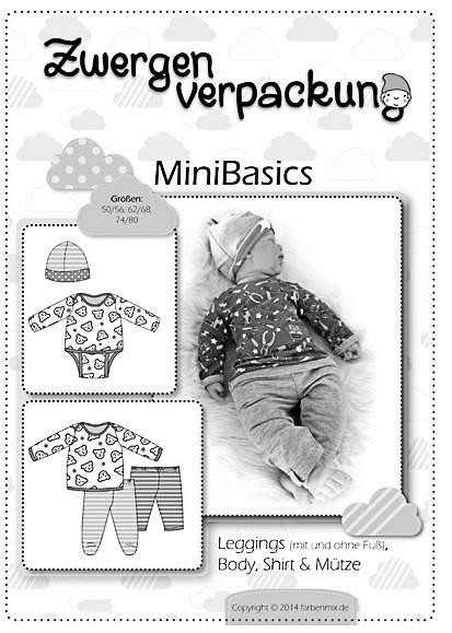 farbenmix Zwergenverpackung Mini Basics