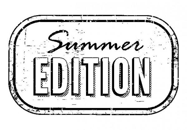 Artemio Holzstempel Summer Edition