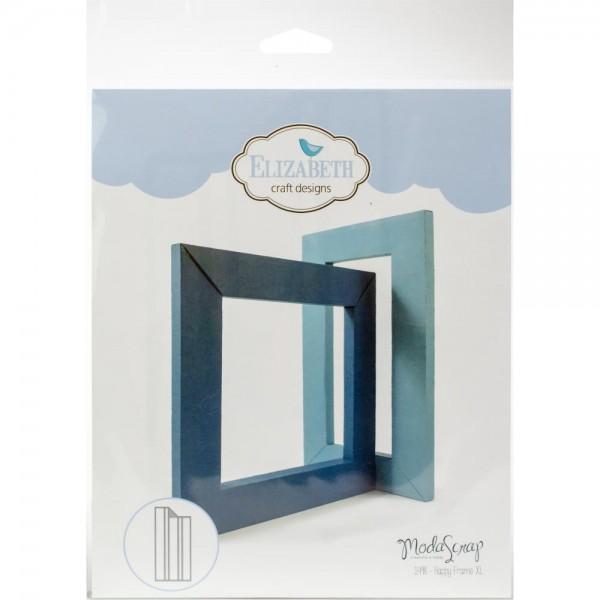 Moda Scrap Elizabeth craft designs Stanzdie - Happy Frame XL
