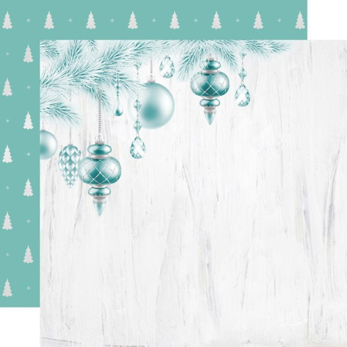 Kaiser Craft Let it snow Collection - o`christmas tree