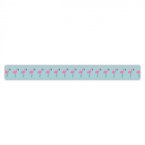 Rayher Washi Tape Flamingo